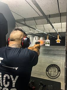 private firearms training